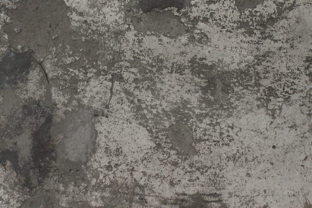 Boden Beton Industriebeton grau